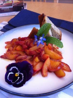 bon matin fruité vegan