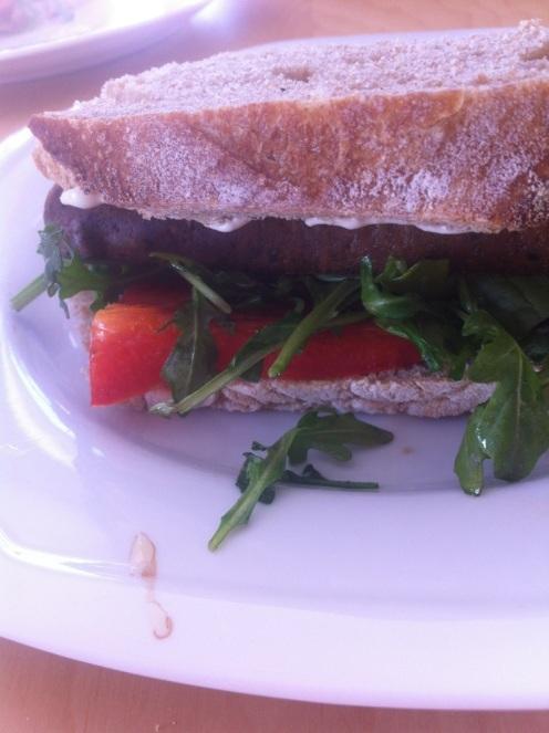 sandwich italien