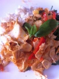 tofu effiloché