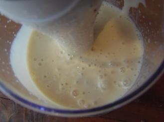 tofu mixé