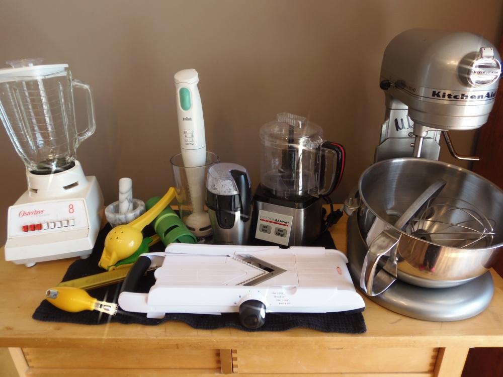 mes essentiels cuisine