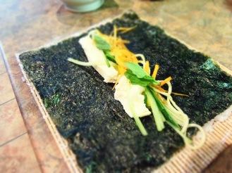 sushi inversé
