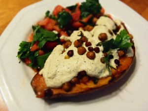 patate four pois chiche4