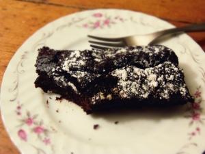 fudgy cake