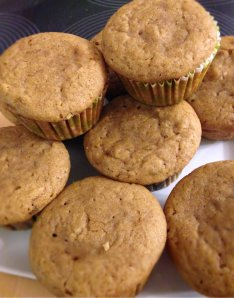 muffin citrouile