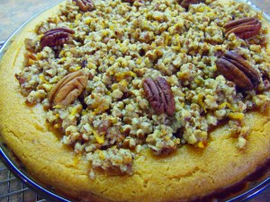 tarte cit orange