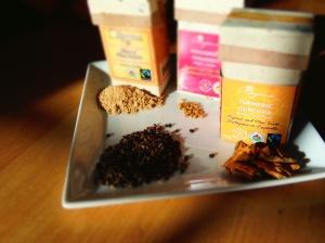 epices thé curcuma