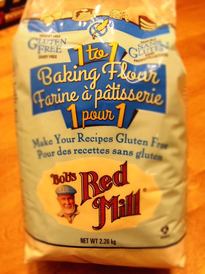 Trouvaille: Farine à pâtisserie sans gluten impeccable