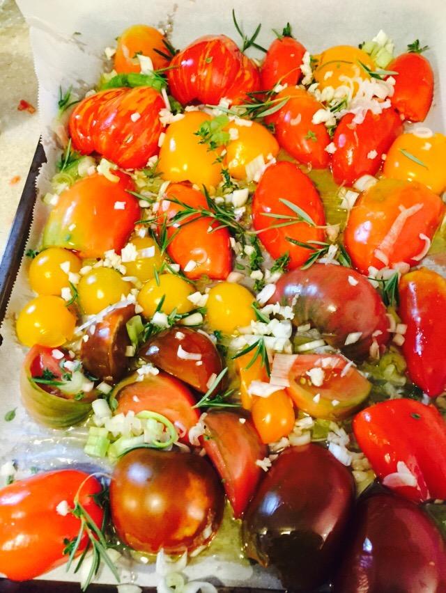 tomates ancestrales fraiches recette vivrevg.com