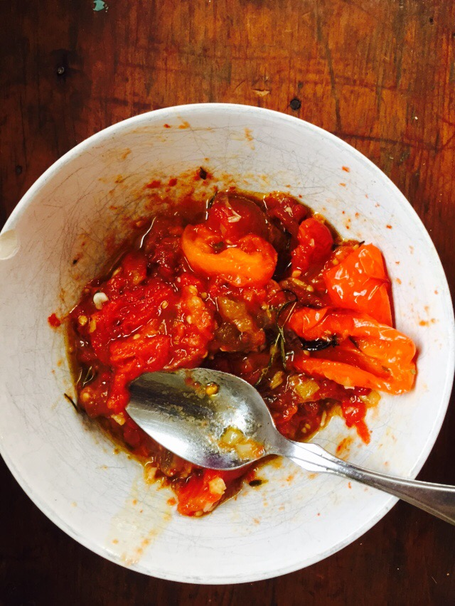 sauce tomates confites recette vivrevg.com