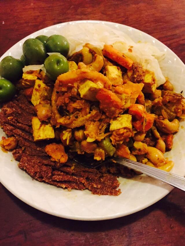 couscous senegalais