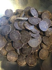 chocolat noir ecuador 71% cacao