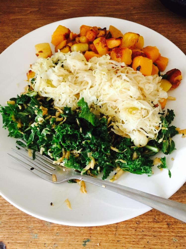 salade de kale maceree vivrevg.com