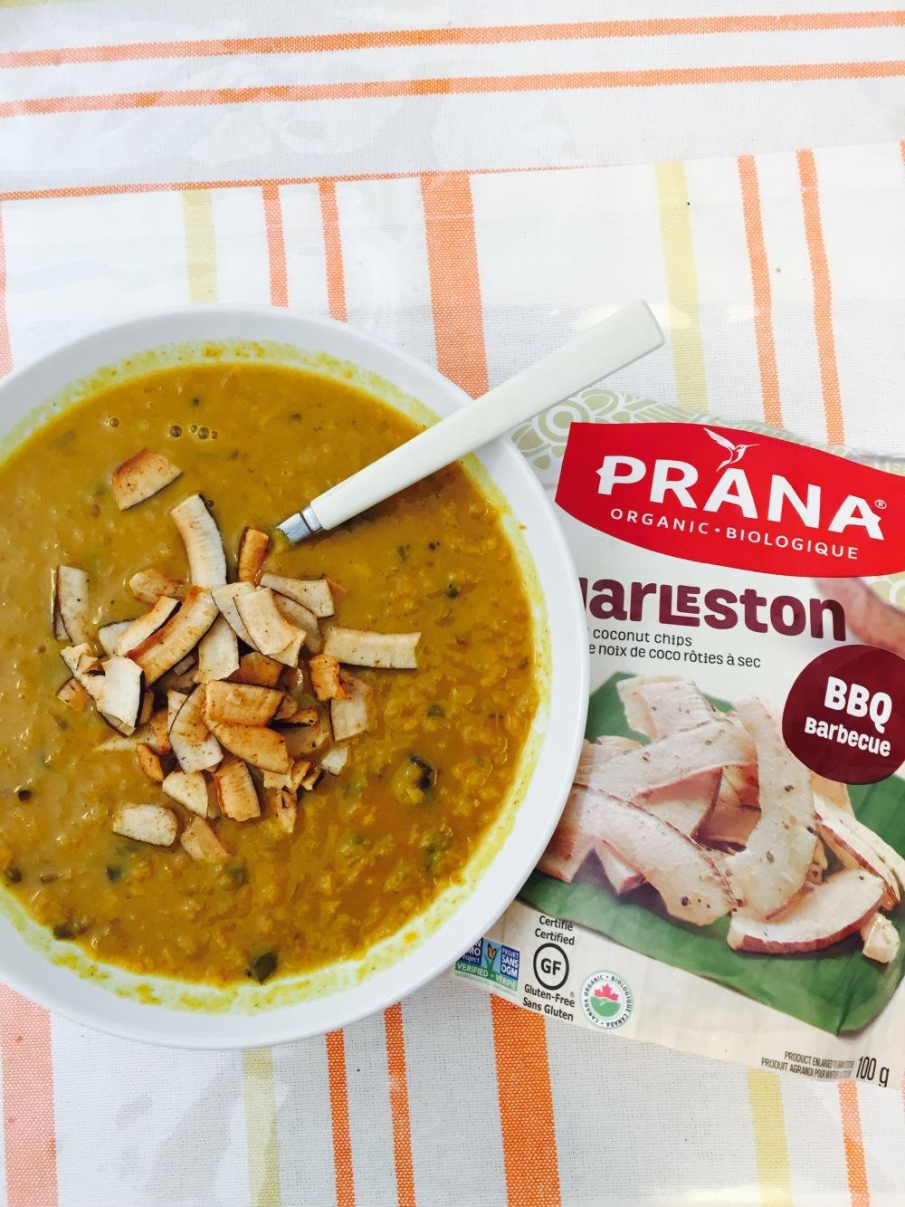 soupe recette lentilles patates douces et tomates sechees|vivrevg
