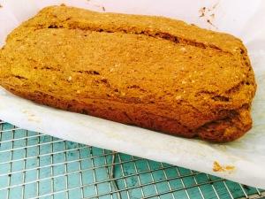 pain citrouille sans gluten vivrevg